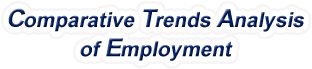 Pennsylvania - Comparative Trends Analysis of Total Employment, 1969-2016